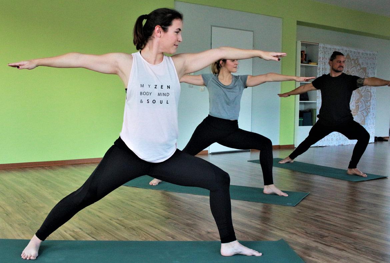 Basis Yoga – einfache Knoten in Ettlingen