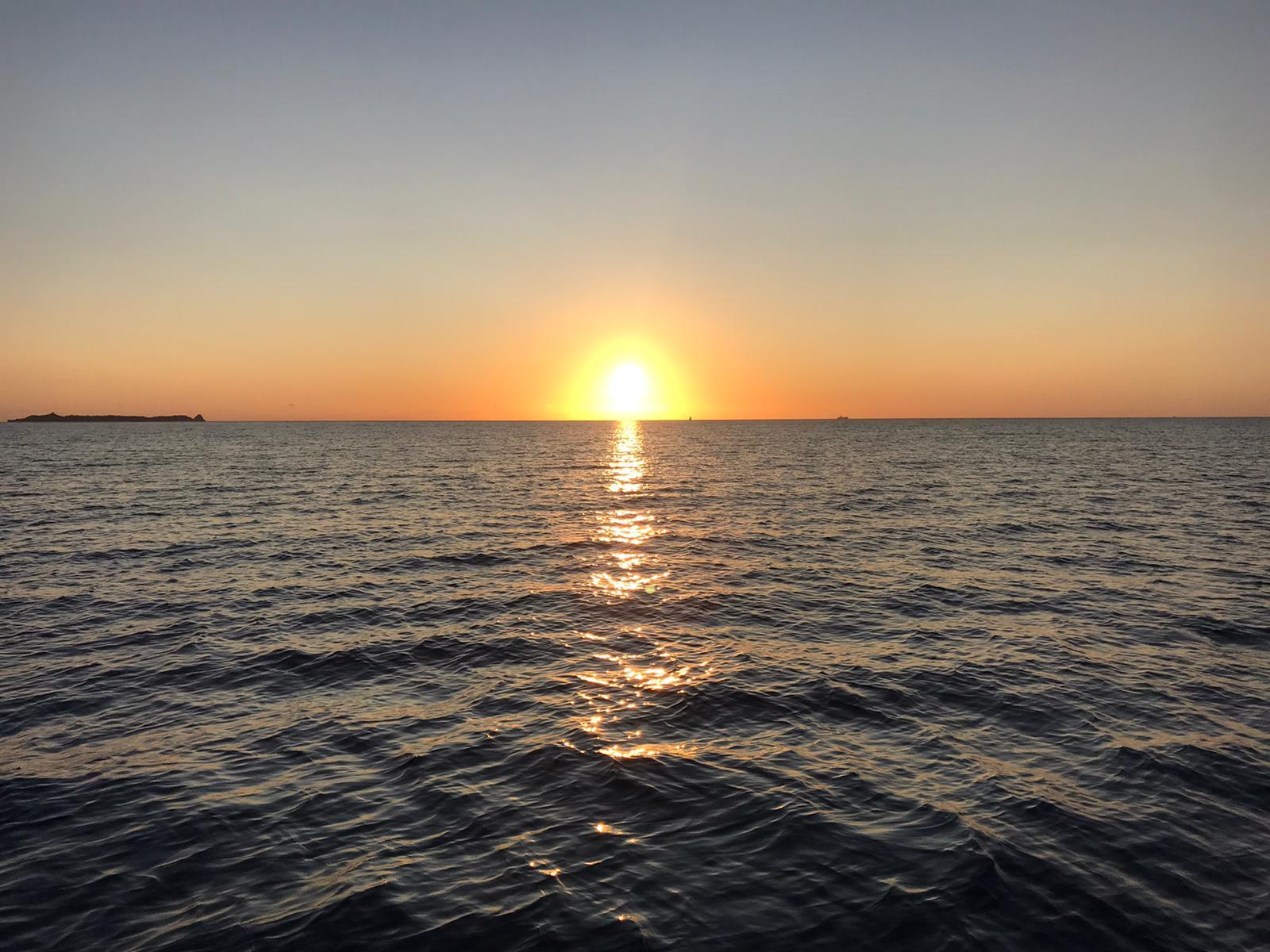 Yoga Ettlingen Sonnenuntergang
